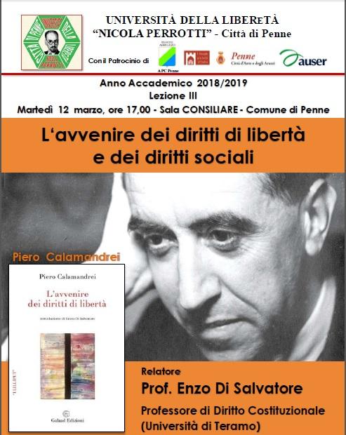 """UNIVERSITÀ della LIBEReTÀ """"NICOLA PERROTTI"""" - Città di Penne"""